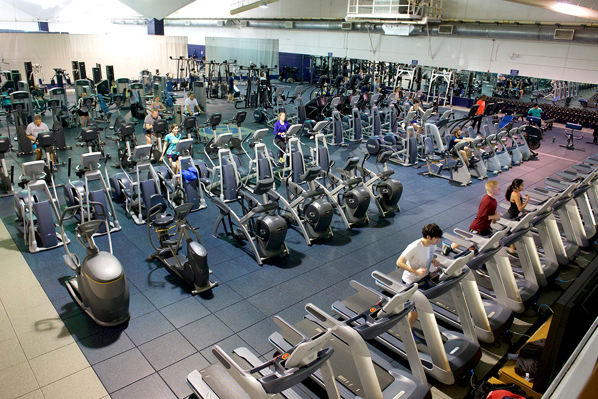 Cardio Fitness Area