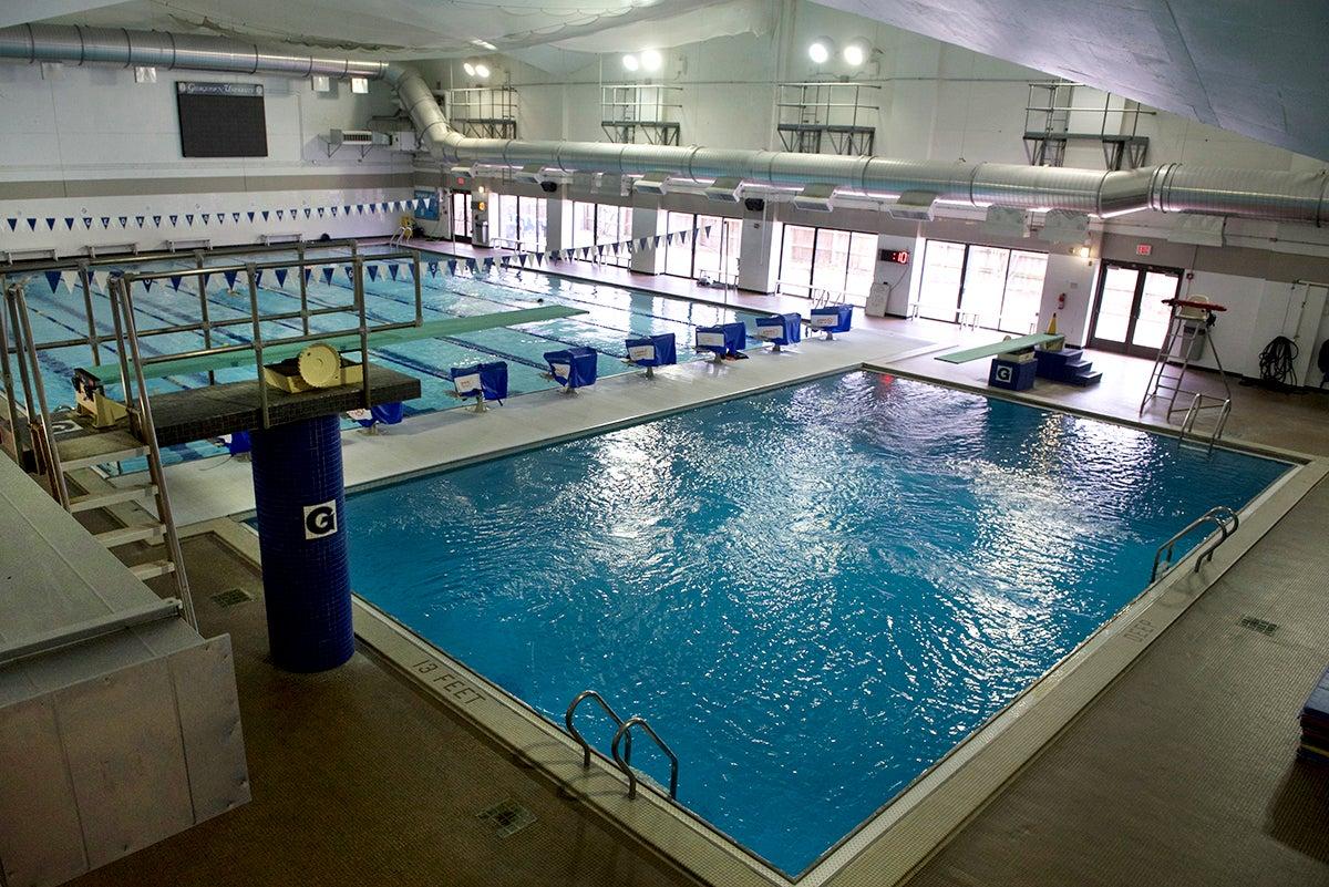 Albert G. McCarthy Pool