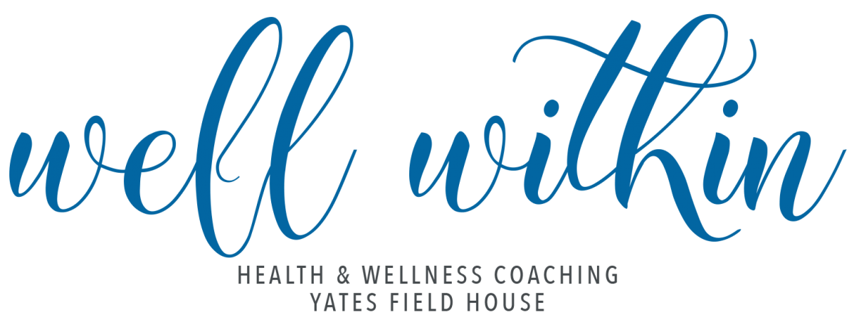 Well Within: Health and Wellness Coaching at Yates Field House